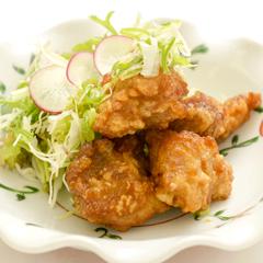 【水曜日】鶏の唐揚げ
