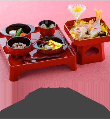 お食い初め お一人様¥3,000